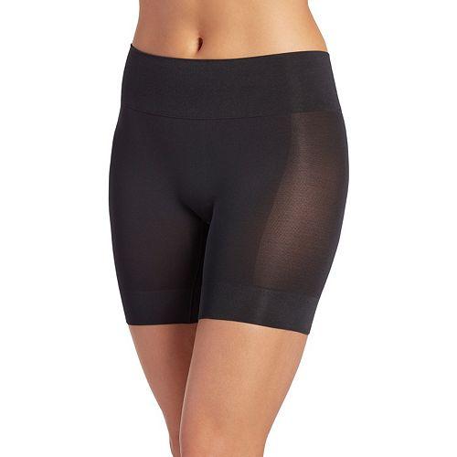Jockey Womens Underwear Skimmies Wicking Slipshort M black