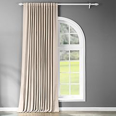 EFF Blackout 1-Panel Doublewide Window Curtain
