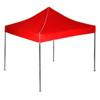 Stalwart 10' x 10' Pop-Up Instant Canopy Tent