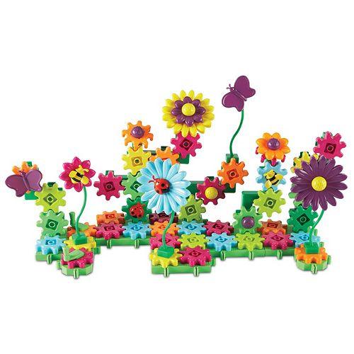Learning Resources Build & Bloom Flower Garden
