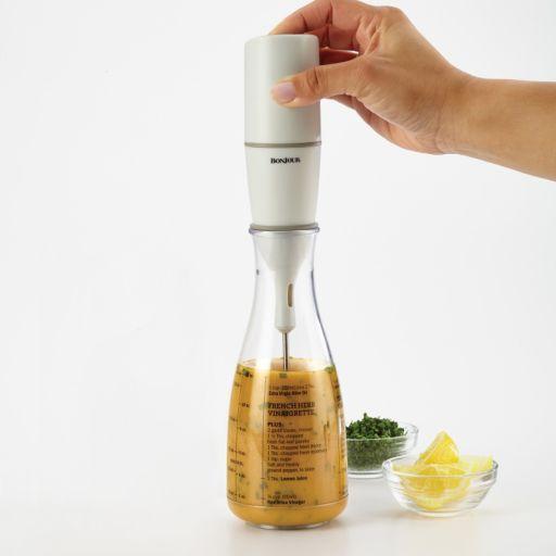 BonJour Salad Chef Dressing Mixer