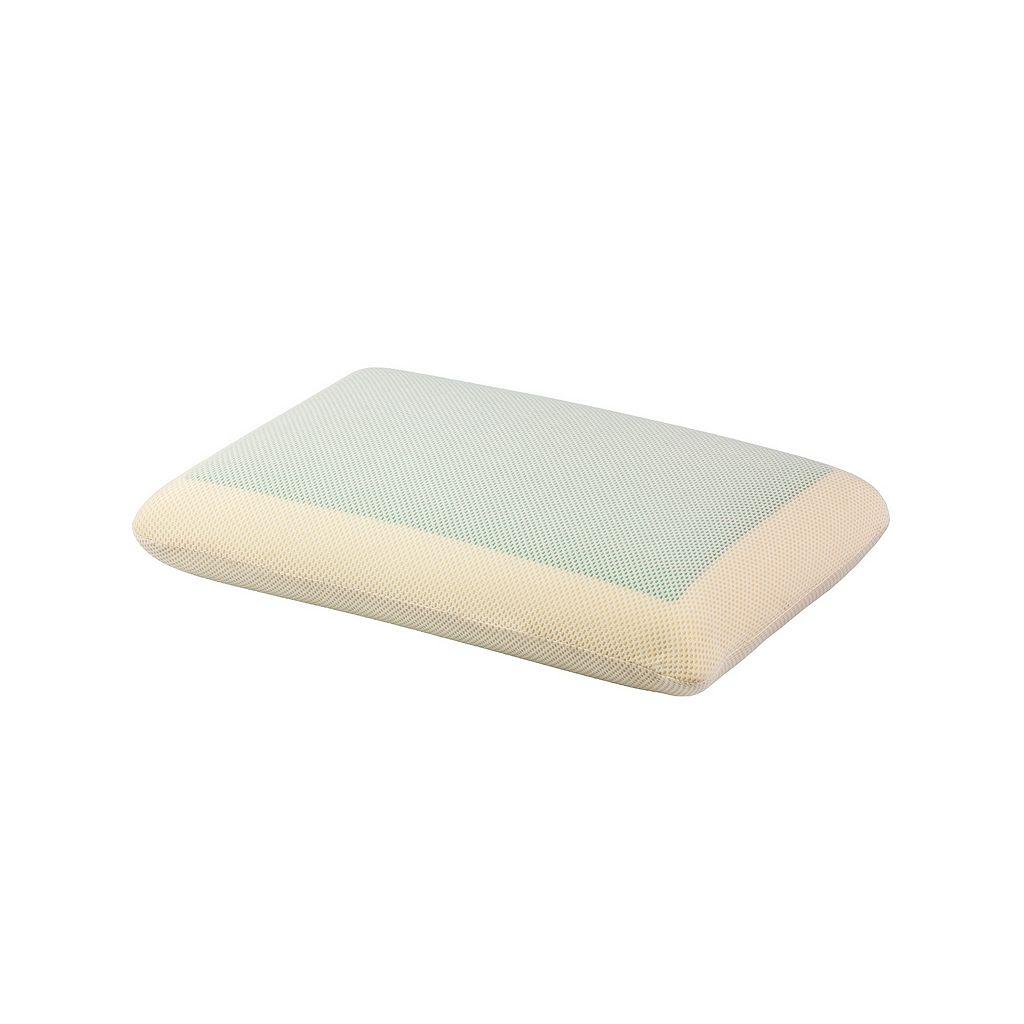 Dream On Me Cool Gel Memory Foam Pillow