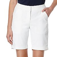 Women's Grand Slam Tech Comfort Stretch Bermuda Golf Shorts