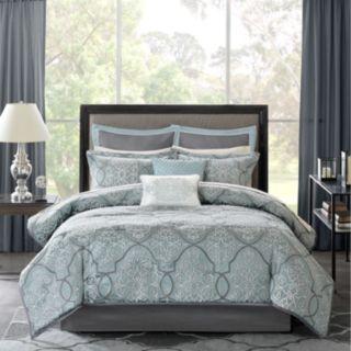 Madison Park Anouk 12-pc. Jacquard Comforter Set