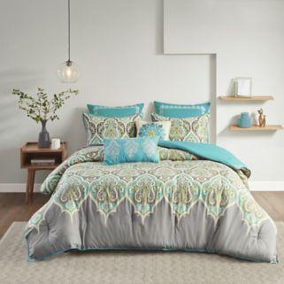 Madison Park Leah Comforter Set
