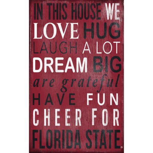 Florida State Seminoles In Thi...