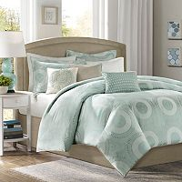 Madison Park Mason 6 pc Duvet Cover Set
