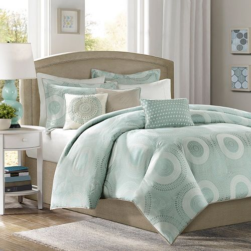 Madison Park Mason 6-pc. Duvet Cover Set
