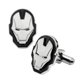 Marvel Iron Man Stainless Steel Cuff Links