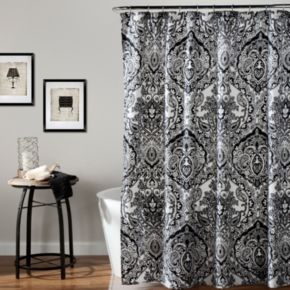 Lush Decor Aubree Shower Curtain