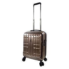 Travelers Club Luggage 18 in Hardside Spinner Laptop Carry-On