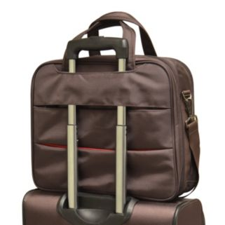 Travelers Club Luggage 17-in. Laptop Briefcase