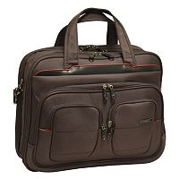 Travelers Club Luggage 17 in Laptop Briefcase