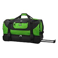 Travelers Club Luggage 30-in. Wheeled Duffel Bag