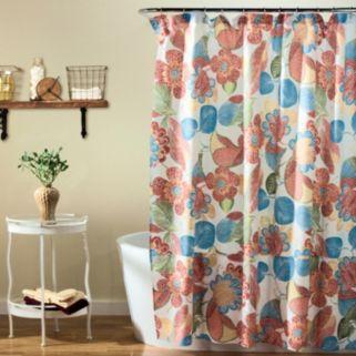 Lush Decor Layla Shower Curtain
