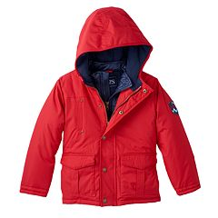 Toddler Boy Chaps Hooded Jacket
