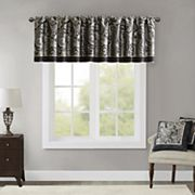 Madison Park Wellington Window Valance