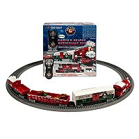Lionel Santa's Helper Christmas LionChief Train Set