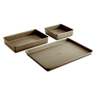 Simply Calphalon 3-pc. Nonstick Bakeware Set