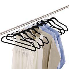 Neu Home 10-pk. Velvet Hangers