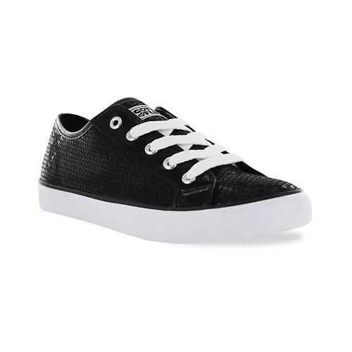 Gotta Flurt Disco II Girls' Sequin Low-Top Sneakers