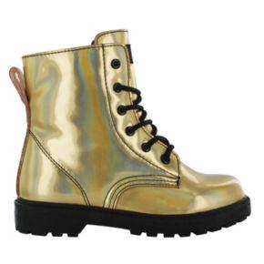 Gotta Flurt Luna Girls' Combat Boots