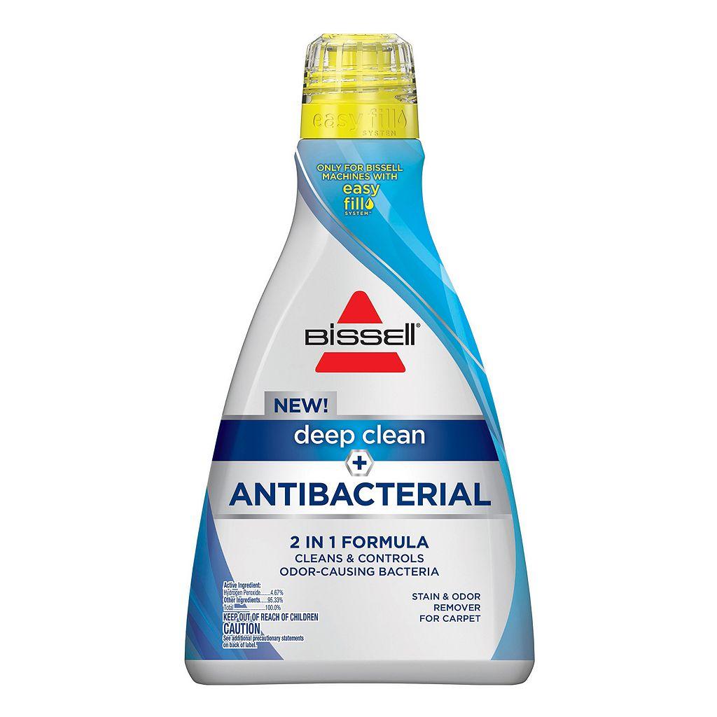BISSELL Deep Clean + Antibacterial 2-in-1 Carpet Cleaner Formula