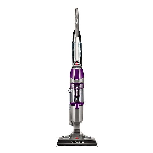 BISSELL Symphony Pet All-In-One Vacuum & Steam Mop (1543)