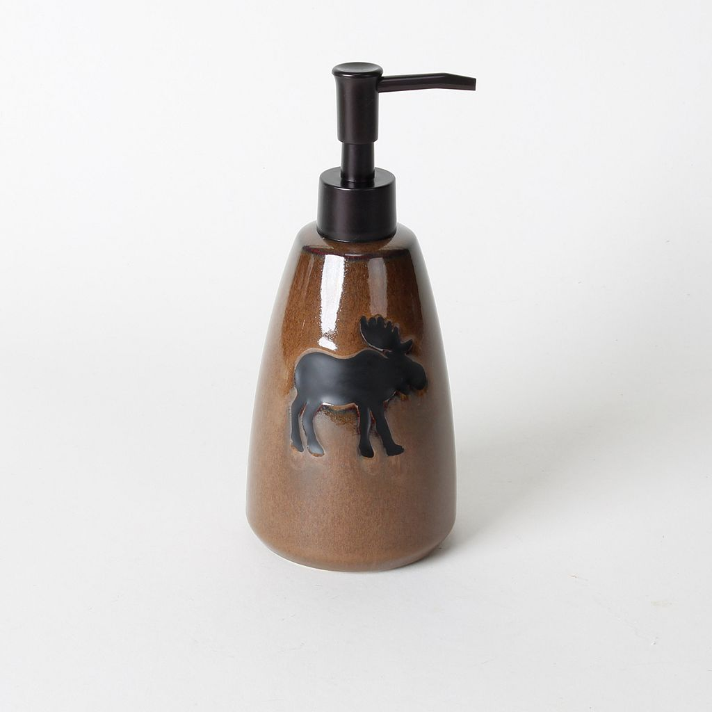 Sautrday Knight Silhouette Wildlife Lotion Dispenser