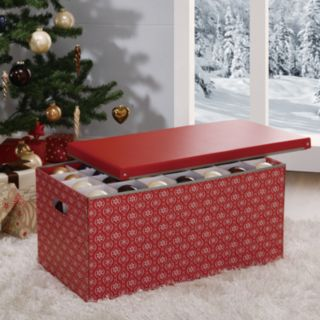 Neu Home Holiday Ornament Box