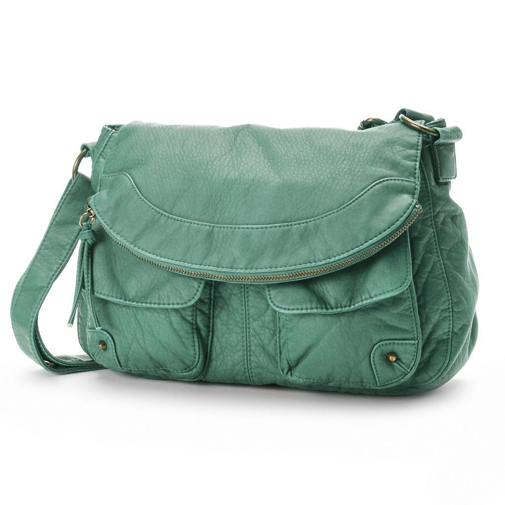 SONOMA Goods for Life™ Flap Crossbody Bag