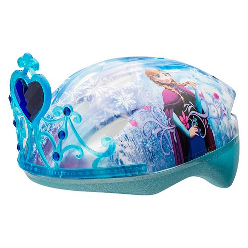Disney's Frozen Kids 3D Tiara Bike Helmet by Bell Sports
