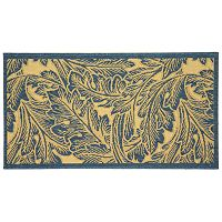 Safavieh Courtyard Leaves Collage Indoor Outdoor Rug