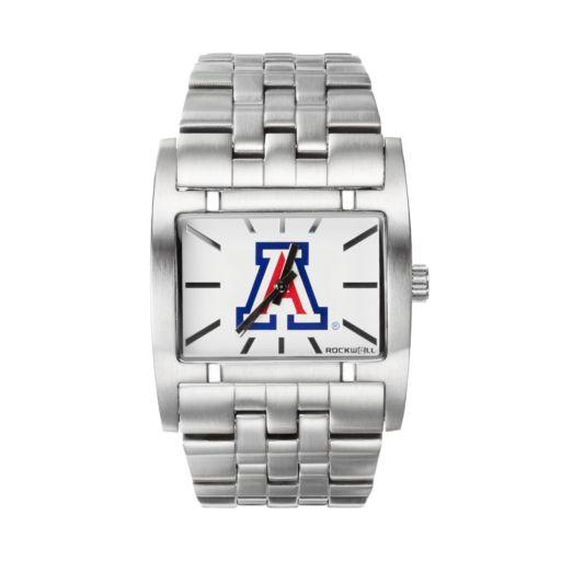 Rockwell Arizona Wildcats Apostle Stainless Steel Watch - Men