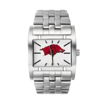 Rockwell Arkansas Razorbacks Apostle Stainless Steel Watch - Men