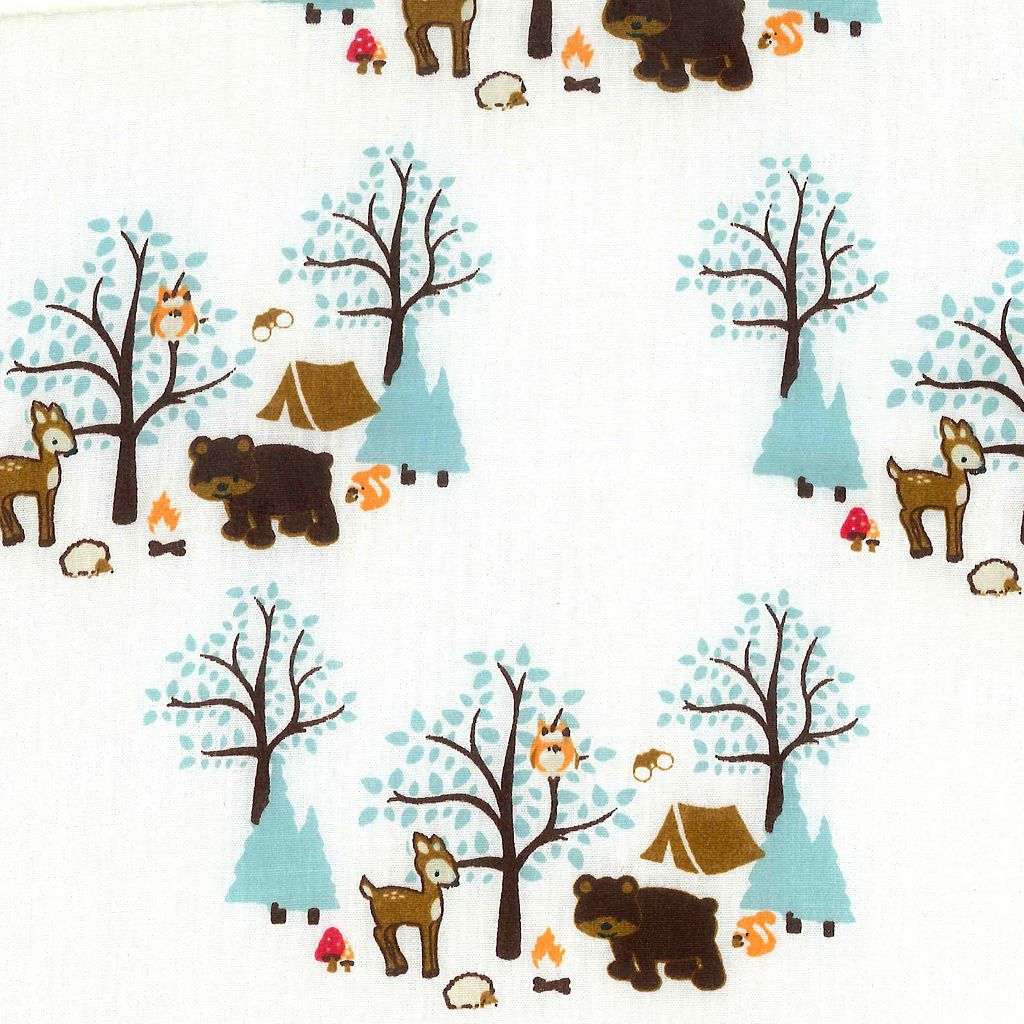 Trend Lab Let's Go Camping Changing Pad Cover