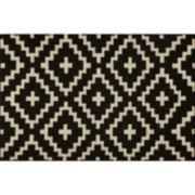 Momeni Dhurry Laguna Bird's-Eye Wool Rug