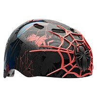 Marvel Spiderman Kids 3D Web Slinger Multisport Helmet by Bell Sports