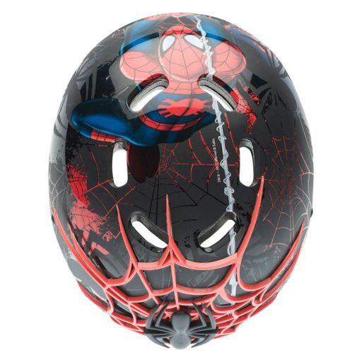 Marvel Spiderman Kids 3D Web Slinger Multisport Helmet by Bell Sports