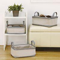 Neu Home 3-pk. Storage Basket Set