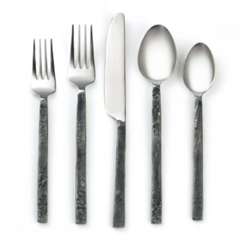 Cambridge Ravina 20-pc. Antiqued Flatware Set