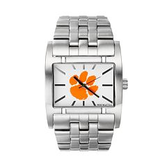 Rockwell Clemson Tigers Apostle Stainless Steel Watch - Men