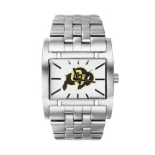 Rockwell Colorado Buffaloes Apostle Stainless Steel Watch - Men