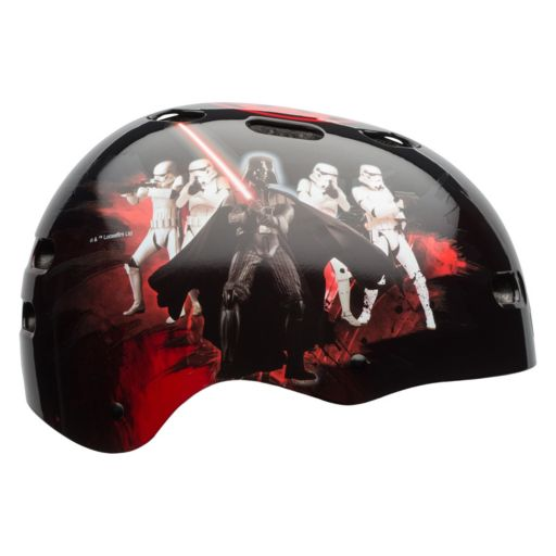Star Wars Darth Vader Kids Multisport Helmet by Bell Sports