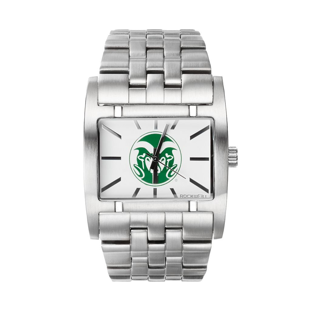 Rockwell Colorado State Rams Apostle Stainless Steel Watch - Men