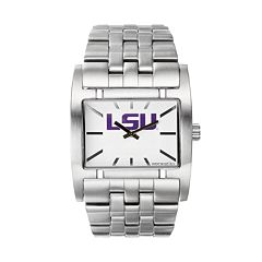 Rockwell LSU Tigers Apostle Stainless Steel Watch - Men