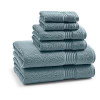 Kassatex 6-pk. 600 Gram Towel Collection