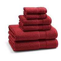 Kassatex 6-pk. 600 Gram Towel Collection