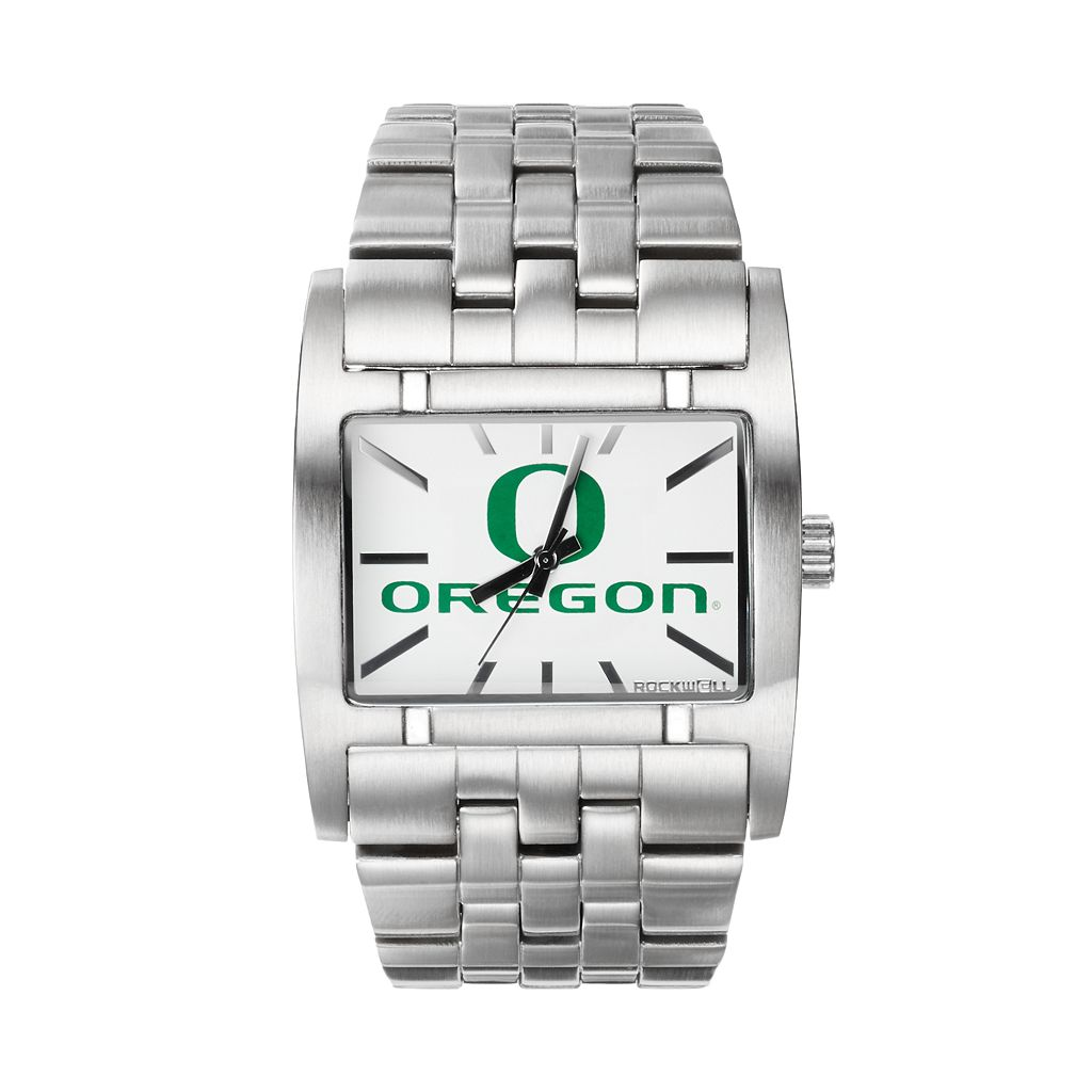 Rockwell Oregon Ducks Apostle Stainless Steel Watch - Men