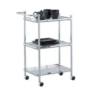 Neu Home Rectangular Serving Cart